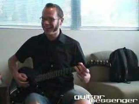 GuitarMessenger.com - Killswitch Engage: Adam D. Lick