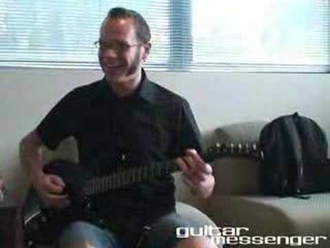 GuitarMessenger.com - Killswitch Engage: Adam D. Lick