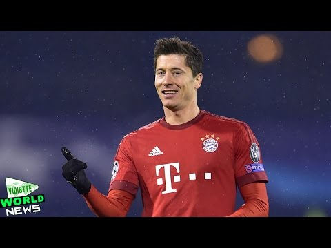 Robert Lewandowski set for new Bayern deal