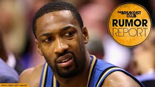 Gilbert Arenas Accused Of Threatening to Send Naked Photos Of Woman To Her Son