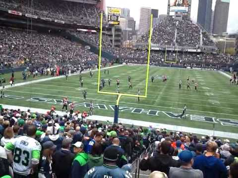 Cincinnati Bengals vs Seattle Seahawks - Andy Dalton TD Pass to AJ Green