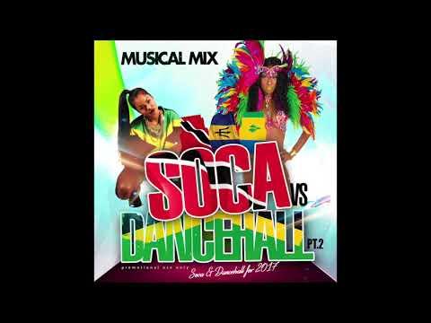 Dj Musical Mix Soca vs Dancehall 2 thumbnail