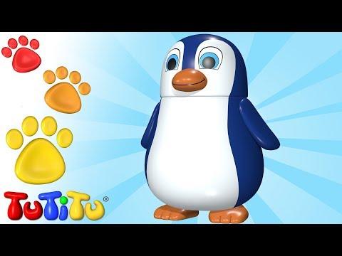 TuTiTu Deutsch | Tiere auf Deutsch | Pinguin und andere Tiere