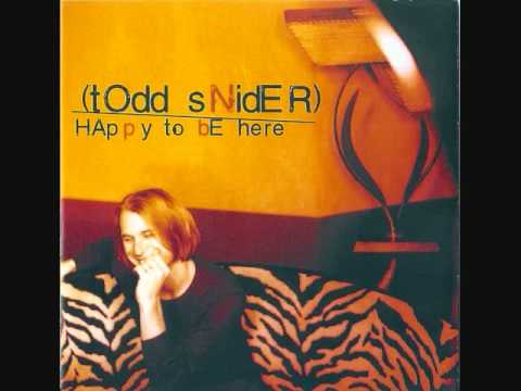 Todd Snider - Lonely Girl