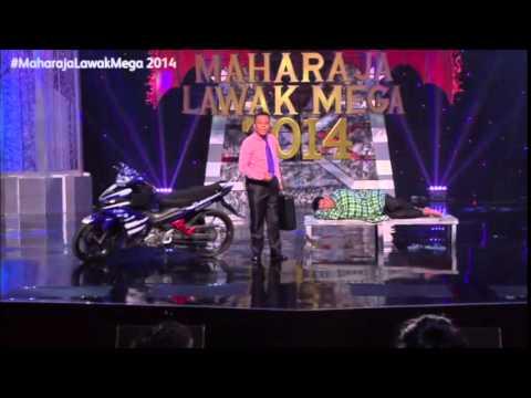 Maharaja Lawak Mega 2014 - Minggu 6 Virus