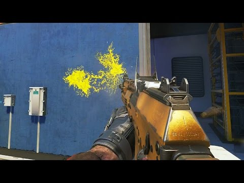 PAINTBALL MODE Gameplay in Call of Duty: Advanced Warfare!