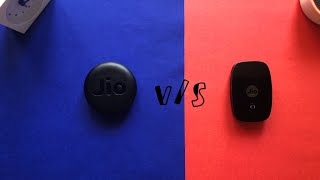 JioFi 6 v/s JioFi 2 (Wifi Speed Test, Wifi Range Test & Design comparison)