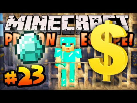 Minecraft PRISON ESCAPE - Episode #23 w/ Ali-A! -