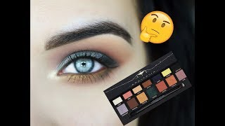Using EVERY Shadow In The Palette Challenge!