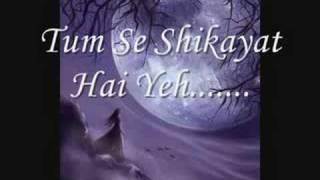 download lagu Tum Se Shikayat Hai Yeh gratis