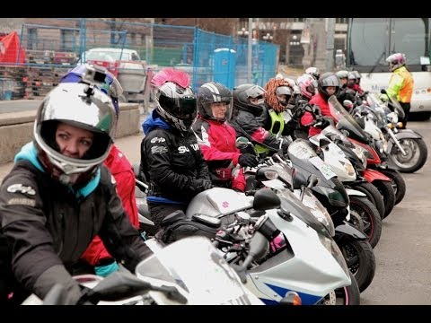 2014 International Female Ride Day