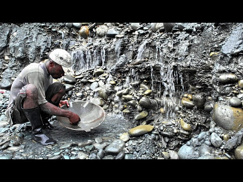 La miseria del oro