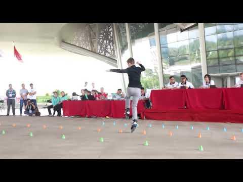 World Roller Games 2017 ( WFSC ) / Menard Nathan - 14 place