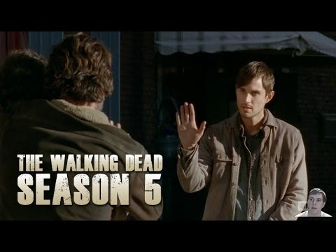 The Walking Dead Season 5 Predictions!