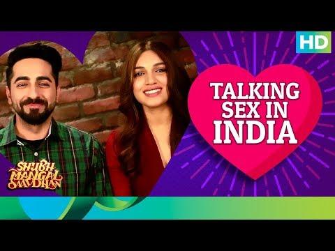 Talking Sex In India   Shubh Mangal Saavdhan   Ayushmann Khurrana   Bhumi Pednekar thumbnail
