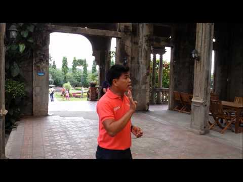 Roger The Ruins Tour Guide - (Vlog #64) - Trip to Philippines - 1/2/14