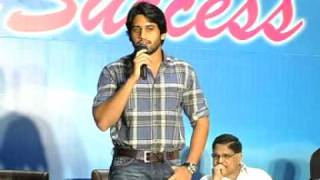 100% Love - 100% Love Success meet Part 2 - Telugu cinema videos - Naga Chaitanya & Tamanna