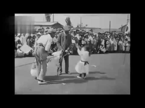 【動画】衝撃!日帝の非道映像 朝鮮人を健康で幸せにしてしまった