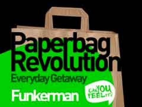 Funkerman - Paperbag Revolution EP