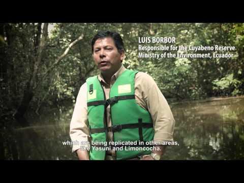 Sustainable tourism in the Ecuadorian Amazon - Edit