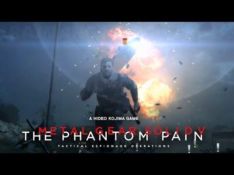 Metal Gear Solid 5: The Phantom Pain - GamesCom 2014 Demo Walkthrough [1080p] TRUE-HD QUALITY (MGSV)