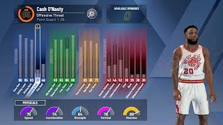 UPGRADING MYPLAYER TO 85 OVERALL USING MAX VC! NBA 2K20 MyCareer