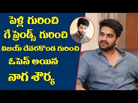 Hero Naga Shourya Exclusive Interview || Nartanasala movie || Friday Poster