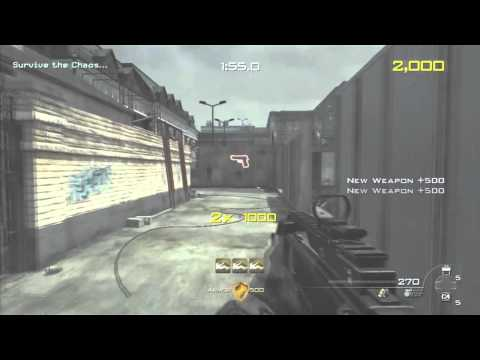 New! Mw3 *Chaos Mode* | Underground | Live w/Syndicate (Attempt 1)