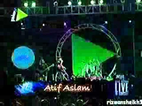 Atif Aslam live   pyar deewana hota hai