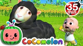 Baa Baa Black Sheep | +More Nursery Rhymes & Kids Songs - Cocomelon (ABCkidTV)