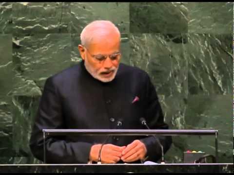 India's Philosophy Is Of Vasudhaiva Kutumbakam: Pm Narendra Modi At Unga video