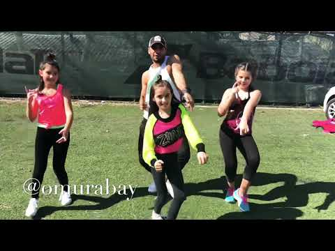 Dura By Daddy Yankee/Zumba Fitness/ New Choreography By Omur Abay / 2018 / zumba Great Choreo