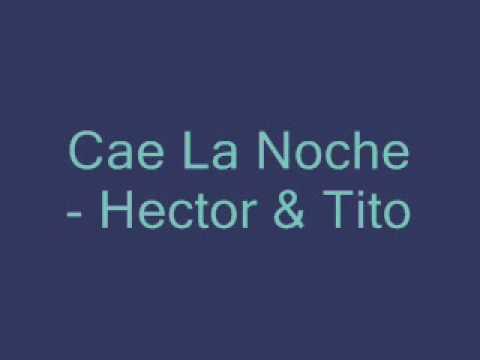 video hector tito cuando amor va: