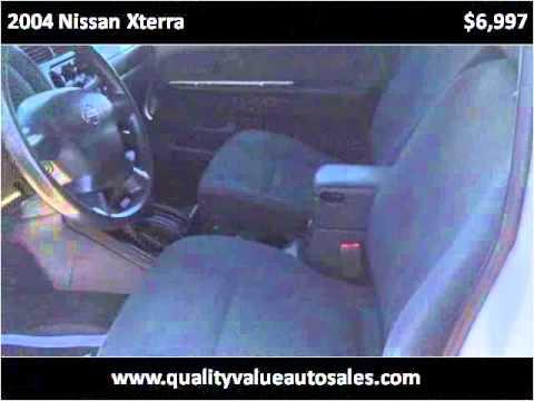 2004 Nissan Xterra Used Cars Broken Arrow OK