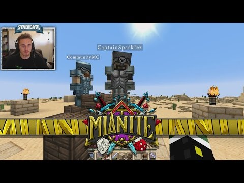 Minecraft: Mianite - Birthday Meal Assassination! [27]