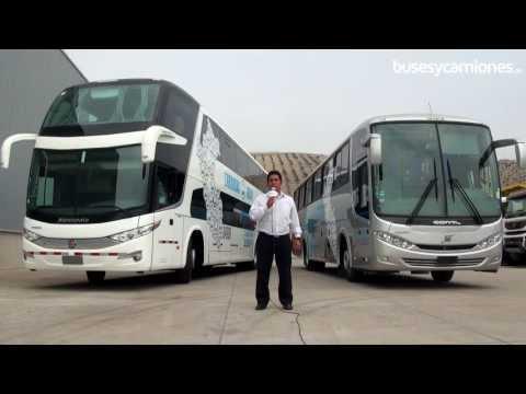 Volvo B270F (chasis de bus) 2012 l Video en Full HD l Presentado por BUSESYCAMIONES.pe