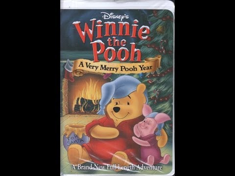 Pooh Vhs Opening Opening to Winnie The Pooh:a