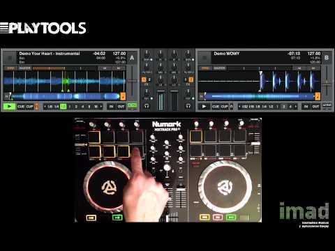 Playtools Numark Mixtrack Pro II & Traktor Pro por Deep Josh. en español.