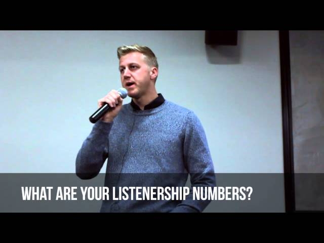 Q&A With Gareth Cliff: What are your listenership numbers?