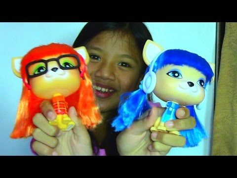 I ♥ VIP Pets Alex and Taylor Dolls by IMC Toys Have Fun Styling Them