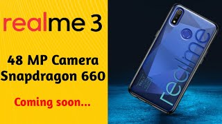 Realme 3 Official teaser, First Look  Specs, Price & Launch date in India. Redmi Note 7 killer.