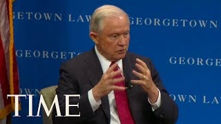 Jeff Sessions On Campus Free Speech: Colleges Are An
