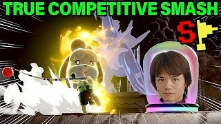 Smash Ultimate. As God Intended