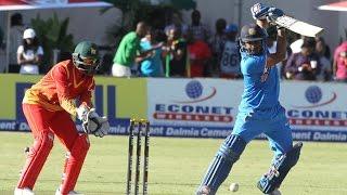 Lokesh Rahul 100* off 115 Balls vs Zimbabwe 1st ODI