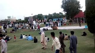 Karaty fight commando action on Eid ul fitar in jinnah park Rawalpindi