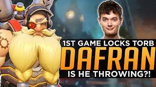 Dafran Locks Torb in Overwatch League - Is He Throwing!?