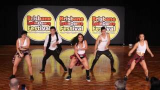 No Diggity - Latin Hip Hop by Encanto Entertainment - Brisbane Latin Festival 2016
