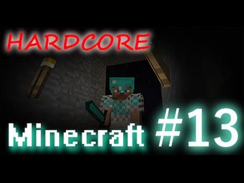 Minecraft Выживание на Хардкоре 13 серия [Незваный ужин с зелеными мразями] HD
