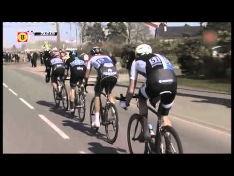 Lars Boom over Parijs-Roubaix 2013