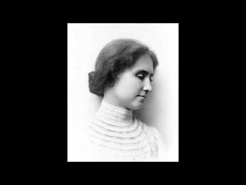 The Story Of My Life (audio Book) By Helen Keller (1888-1968) (1 2) video
